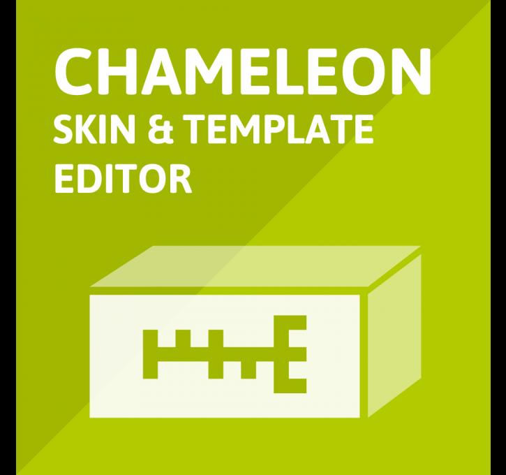 Chameleon Template & Skin Editor Magento Extension by hankeme_de ...