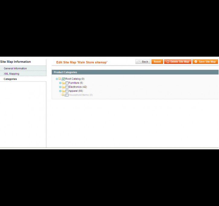 sitemap extension for magento magento extension by magestore