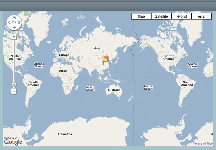 Online world map magento extension by cheng wei magecloud magento extension online world map gumiabroncs Images